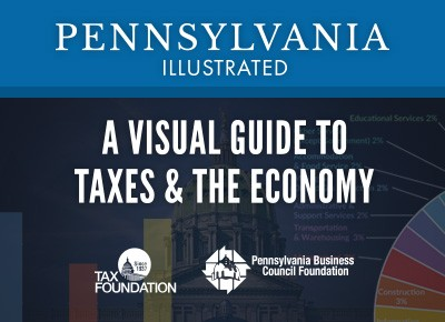 Report on PA Taxes Just Released.